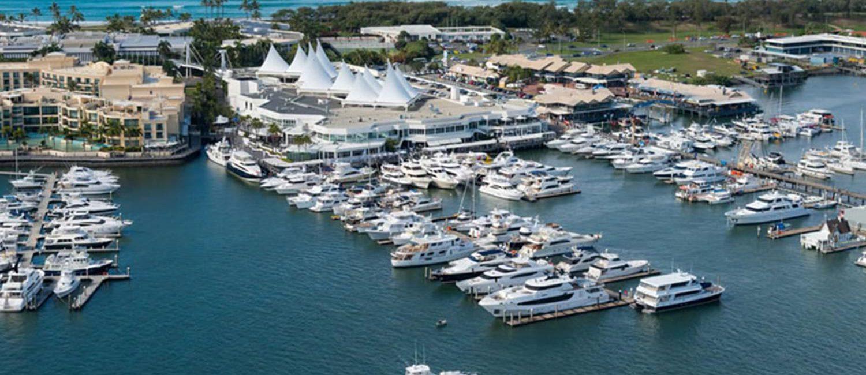 holiday accommodation gold coast main beach things to do Marina Mirage
