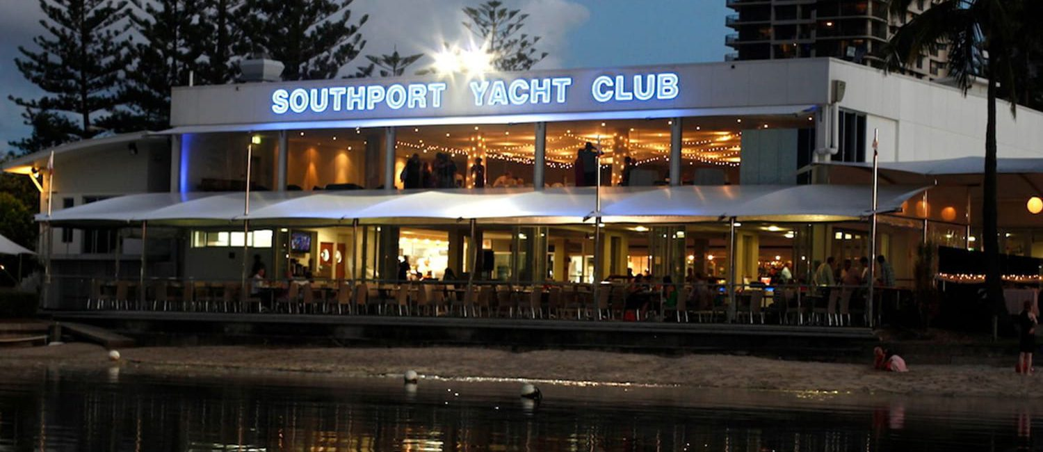 holiday accommodation gold coast main beach things to do Southport yacht club